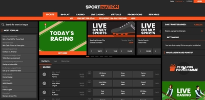 Sport Nation Summary