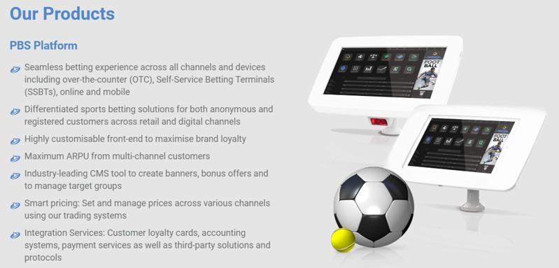 playtech sports platform