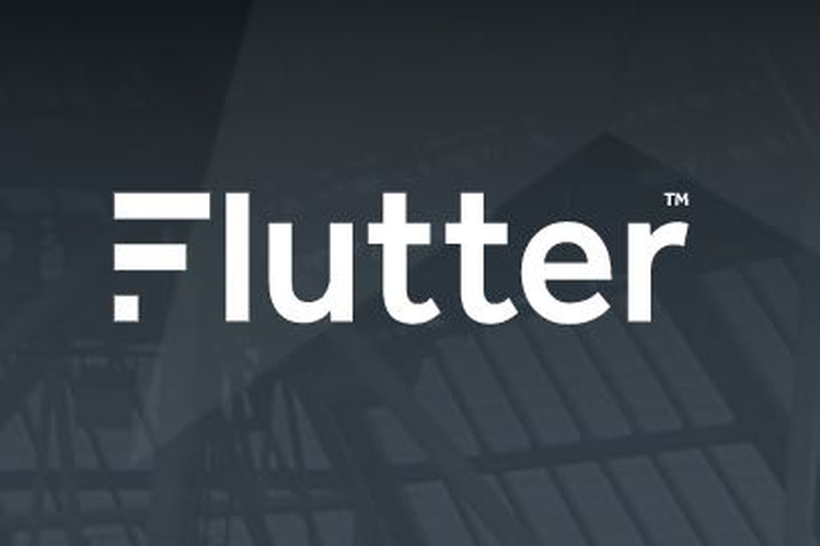 Flutter Entertainment Logo