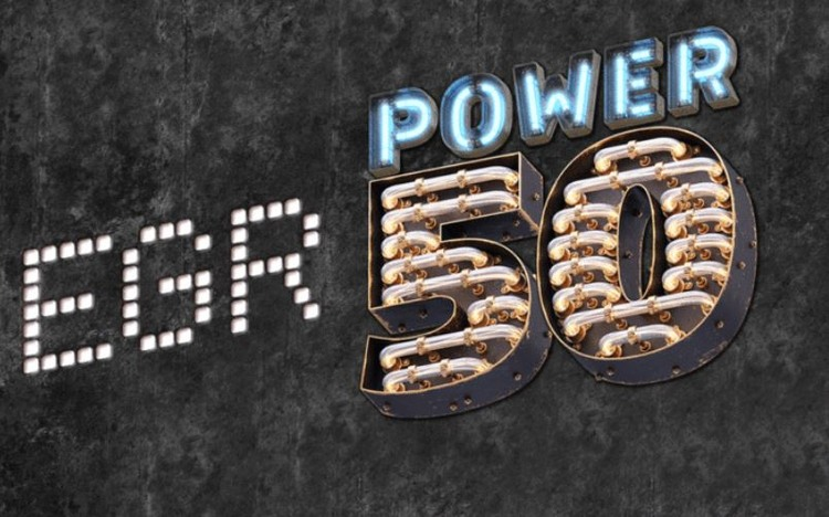 EGR Power 50 – Bet365 Remains Mighty
