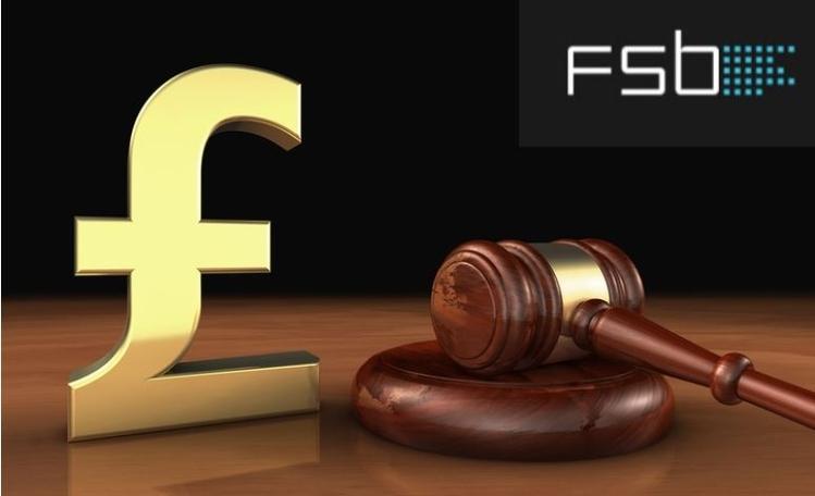 FSB Technology Fine: A £600k Slapped Wrist
