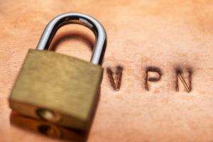 vpn padlock