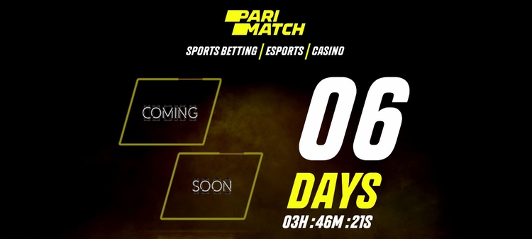 Parimatch Coming Soon