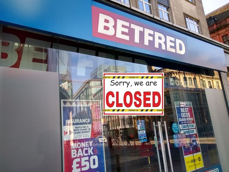 What Does the Second Wave Mean for Betting Shops?