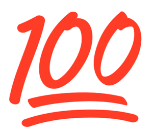 100 number