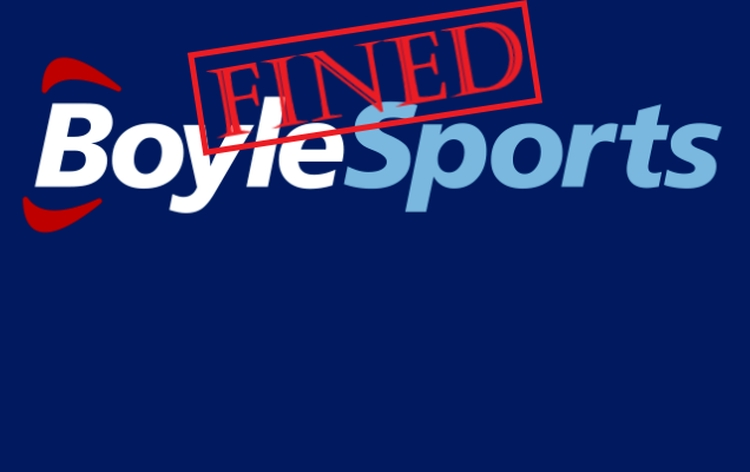 Boylesport Fined £2.8 Million for Money Laundering Failings