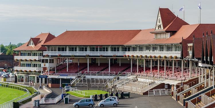 Empty Racecourse Chester