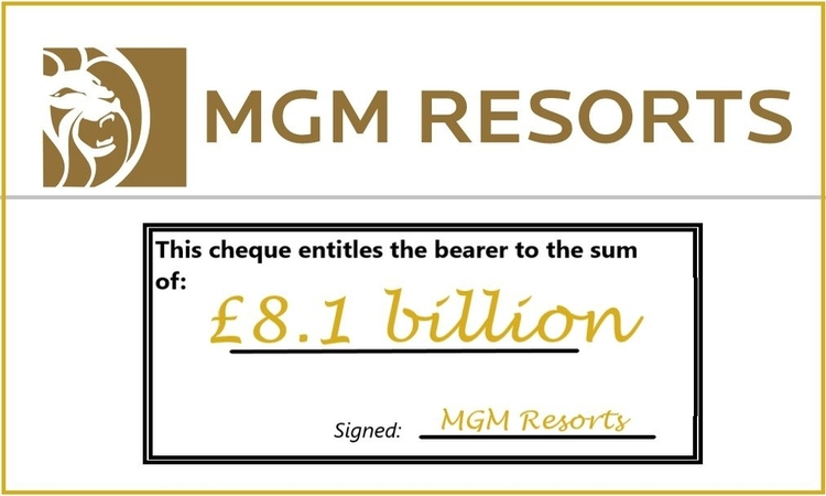 MGM £8.1 Billion Bid for Entain Rejected