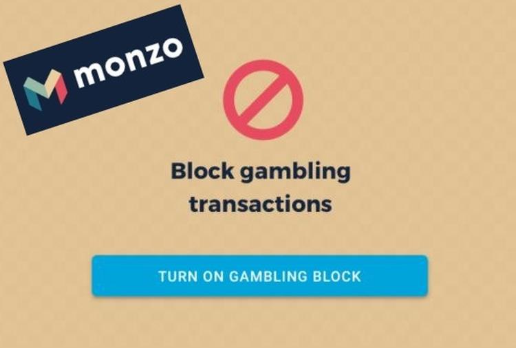 Monzo Gambling Block