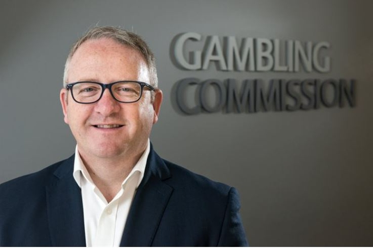 Gambling Commission CEO Neil McArthur Suddenly Steps Down