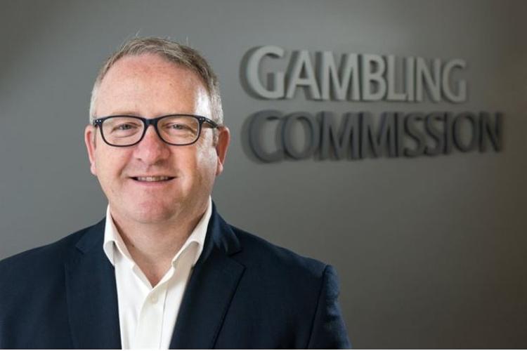 Neil McArthur Gambling Commission