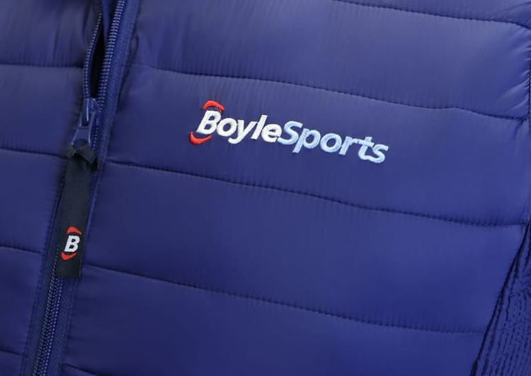 Boylesports Interested in William Hill UK Retail Business