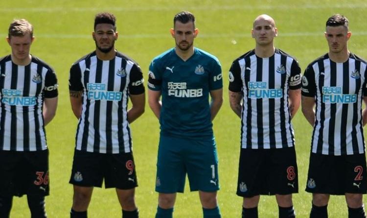 Newcastle Utd Fun88