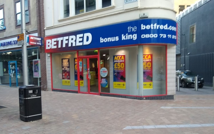 Betfred Shop