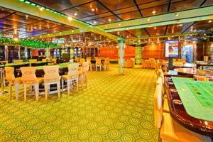 casino on a cruise ship