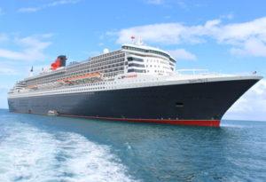 cruise ship queen mary 2