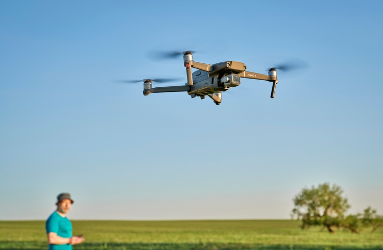 Racing Industry Have Drone Pilots in Their Cross Hairs